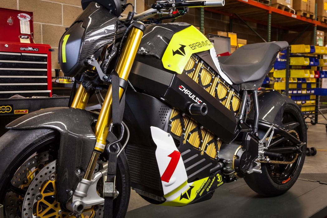 2015 Brammo TTX Electric Superbike race racing wallpaper