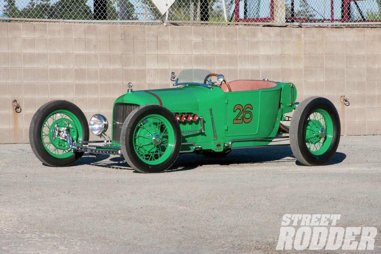 1926 Ford Model T Roadster-01 wallpaper