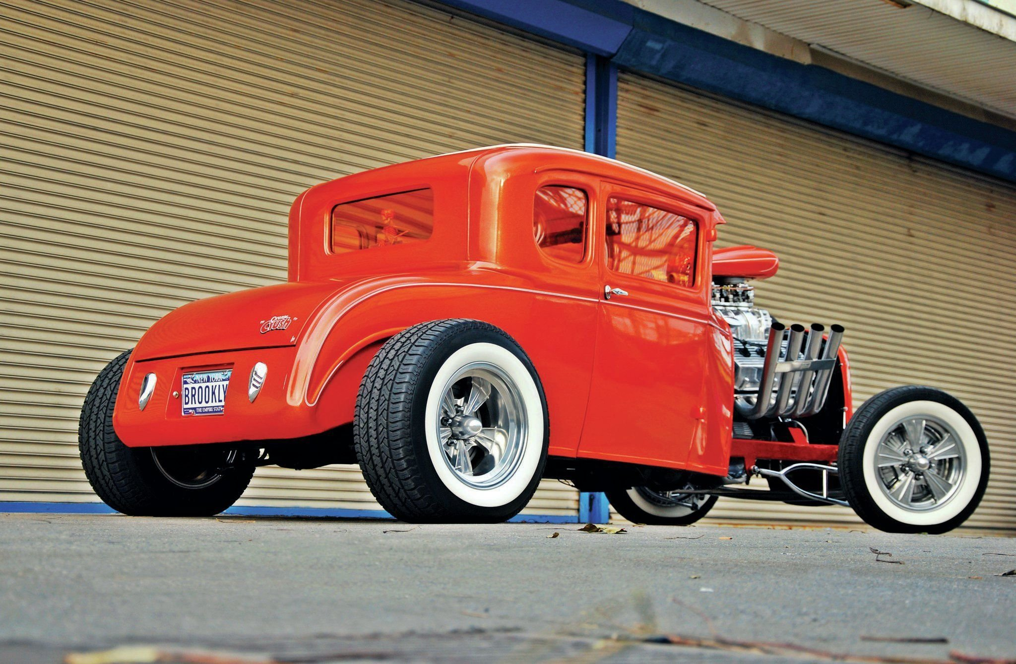 1931 Ford Model A Coupe-03 wallpaper
