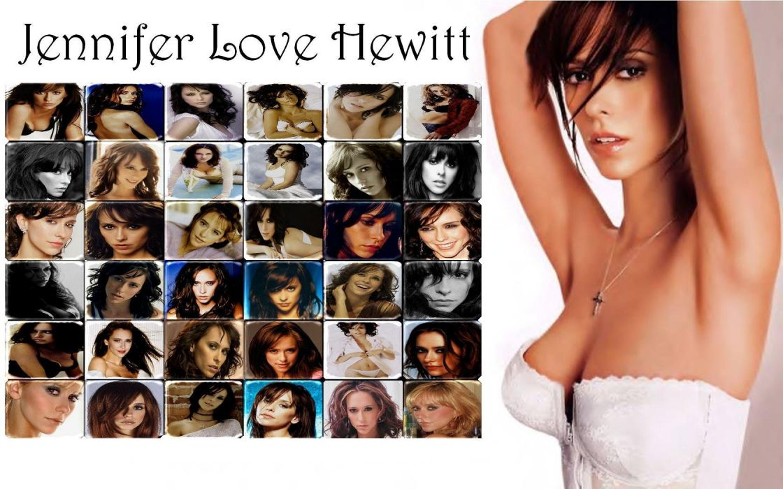 Jennifer Love Hewitt 37 Pics in 1 wallpaper