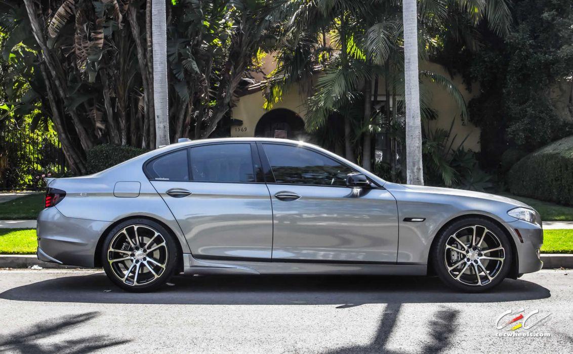 2015 cars CEC Tuning wheels BMW 535i wallpaper