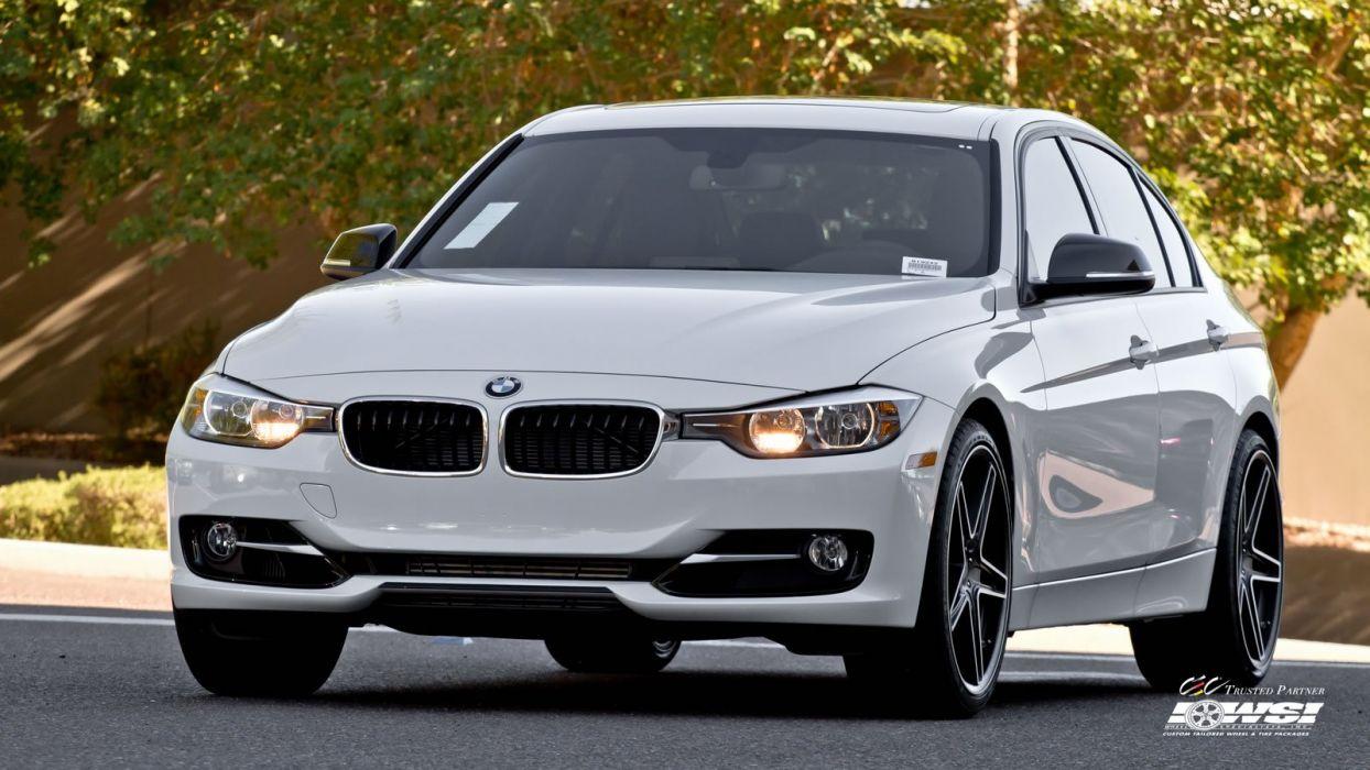 2015 cars CEC Tuning wheels BMW 328i wallpaper