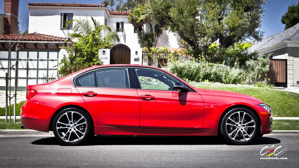 2015 cars CEC Tuning wheels BMW 335i wallpaper