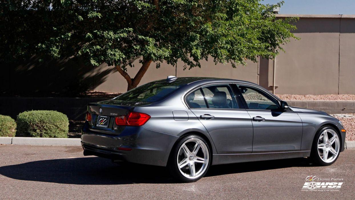 2015 cars CEC Tuning wheels BMW 3- series wallpaper