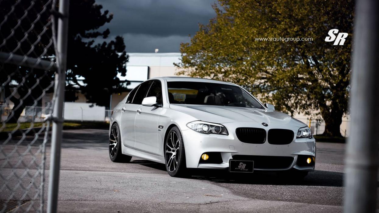 2015 cars CEC Tuning wheels BMW 535 xi wallpaper