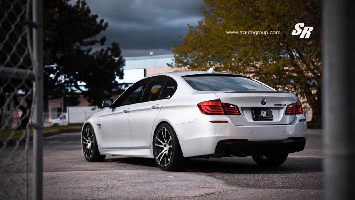 2015 cars CEC Tuning wheels BMW 535 xi wallpaper