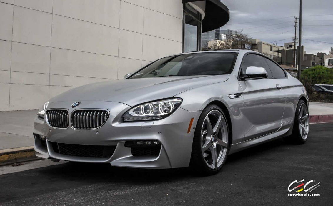 2015 cars CEC Tuning wheels BMW 650i wallpaper