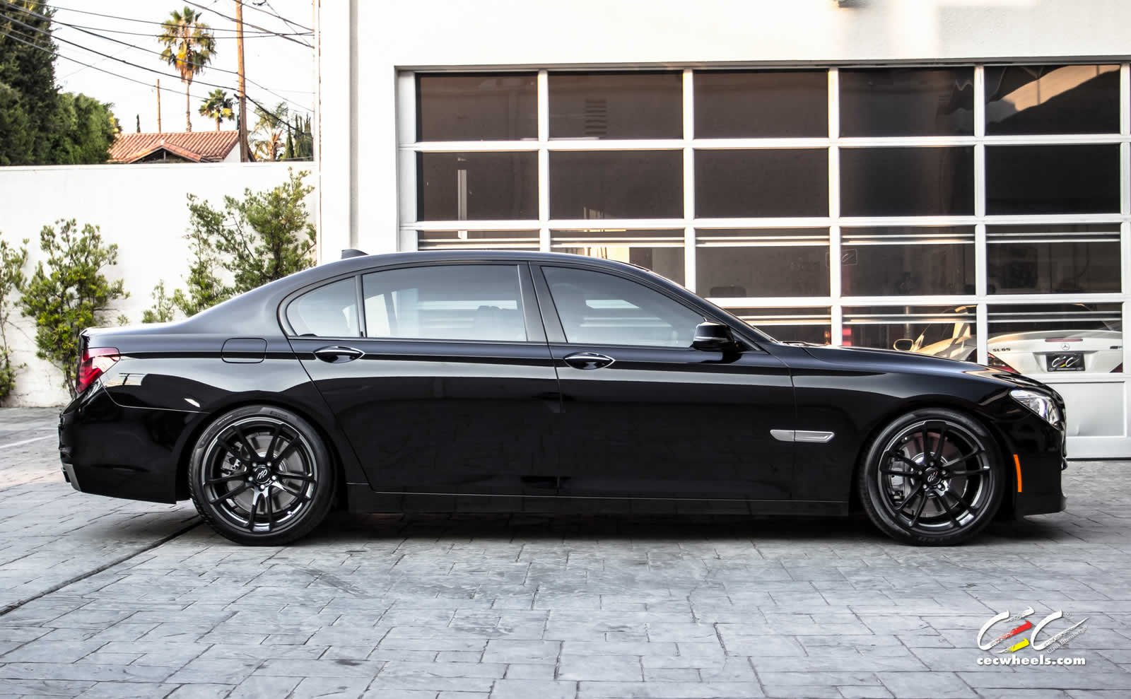 2015 Cars CEC Tuning Wheels BMW 750 Li Wallpaper