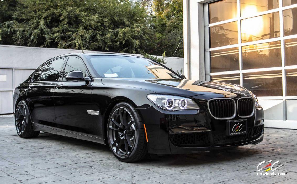 2015 cars CEC Tuning wheels BMW 750 li wallpaper
