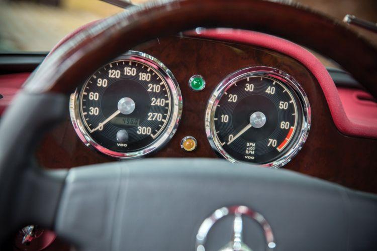 1954 Mercedes Benz 300SL AMG W198 tuning retro wallpaper