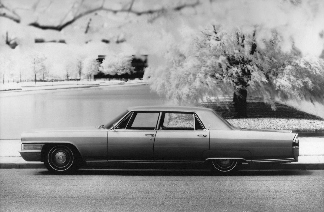 1965 Cadillac Fleetwood Sixty Special luxury classic wallpaper