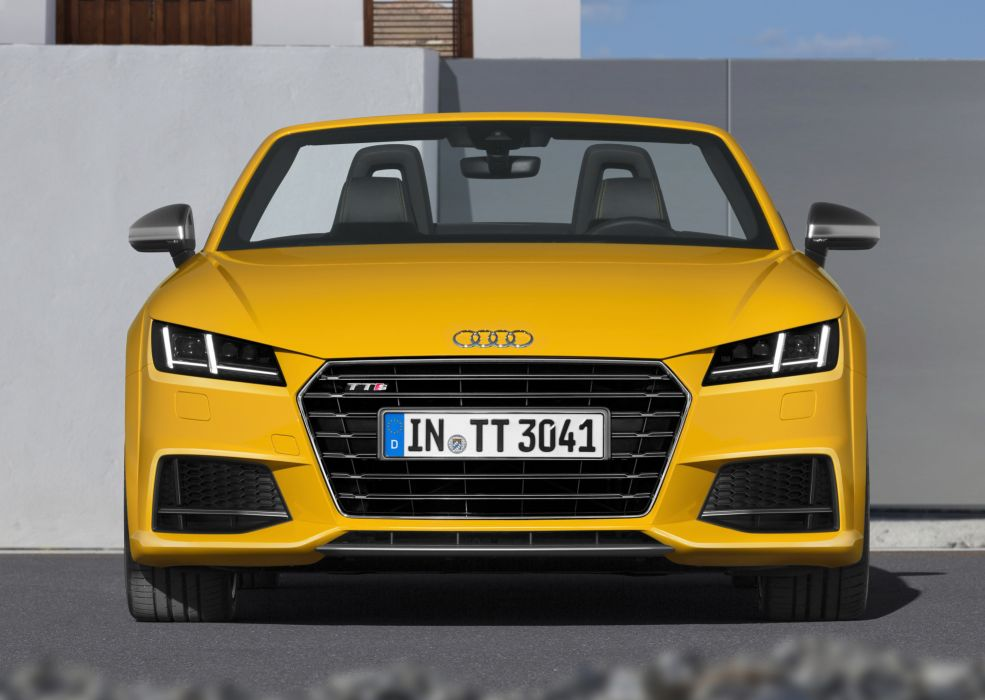 2015 Audi TTS Roadster wallpaper