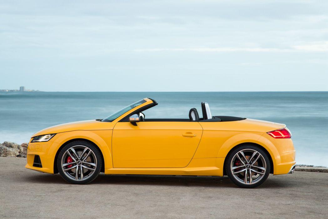 2015 Audi TTS Roadster wallpaper