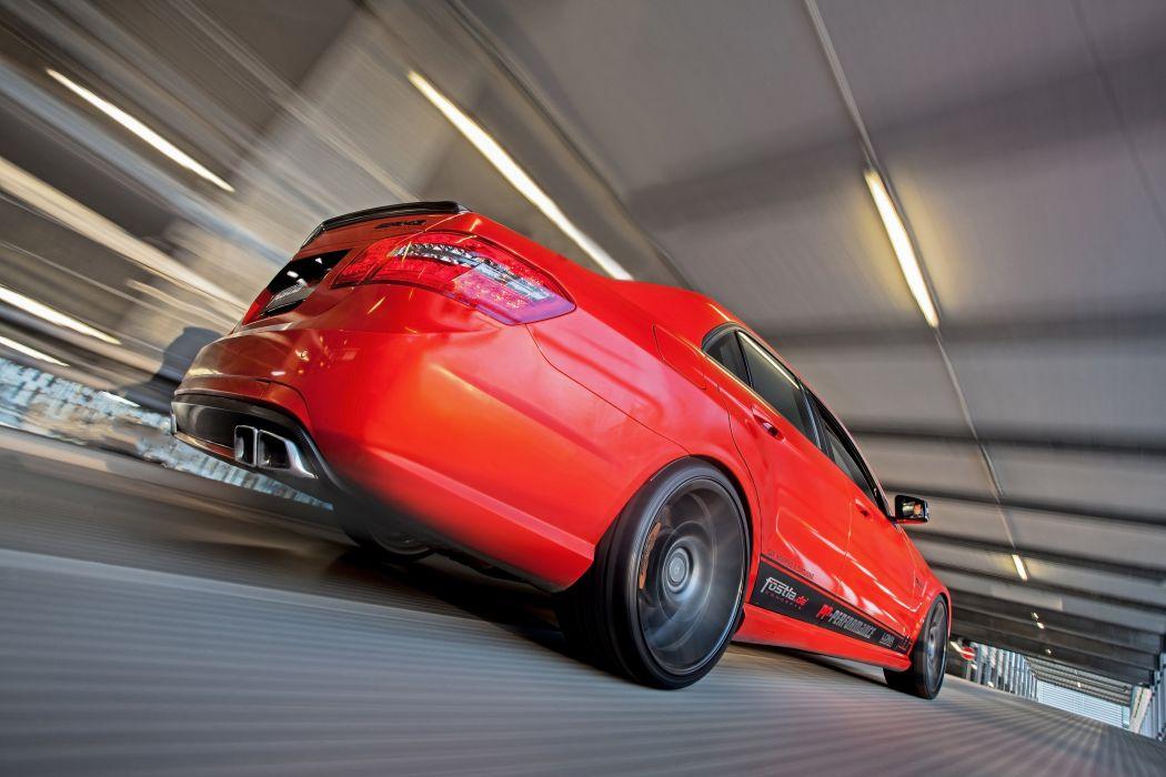2015 Fostla Mercedes Benz E63 AMG W212 tuning wallpaper