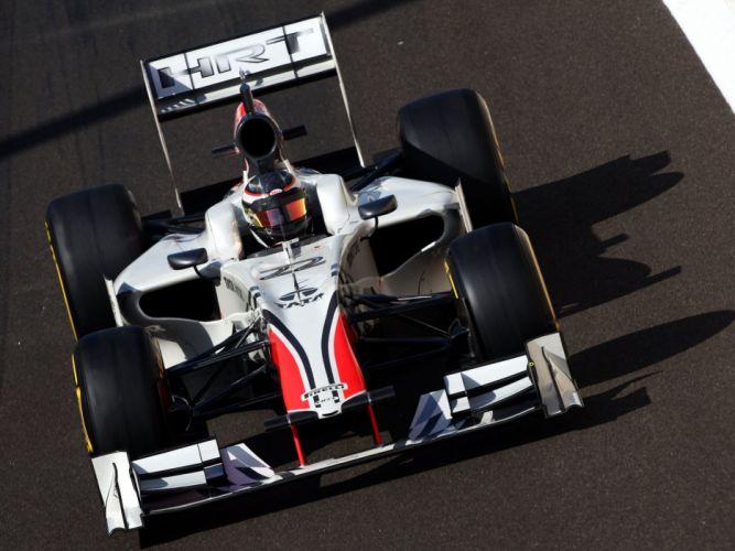 2011 HRT F111 Hispania F-1 formula race racing wallpaper