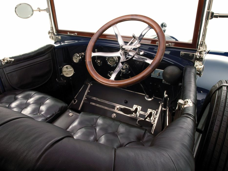 1913 Stevens Duryea Model-C5-passenger Touring luxury retro vintage wallpaper