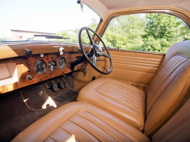1947 Bentley Mark-VI Coupe Figoni Falaschi B9AJ luxury retro wallpaper