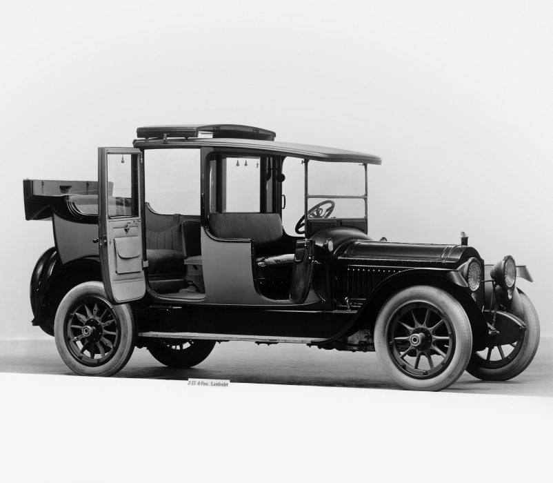 1917 Packard Twin Six Landaulet luxury vintage wallpaper