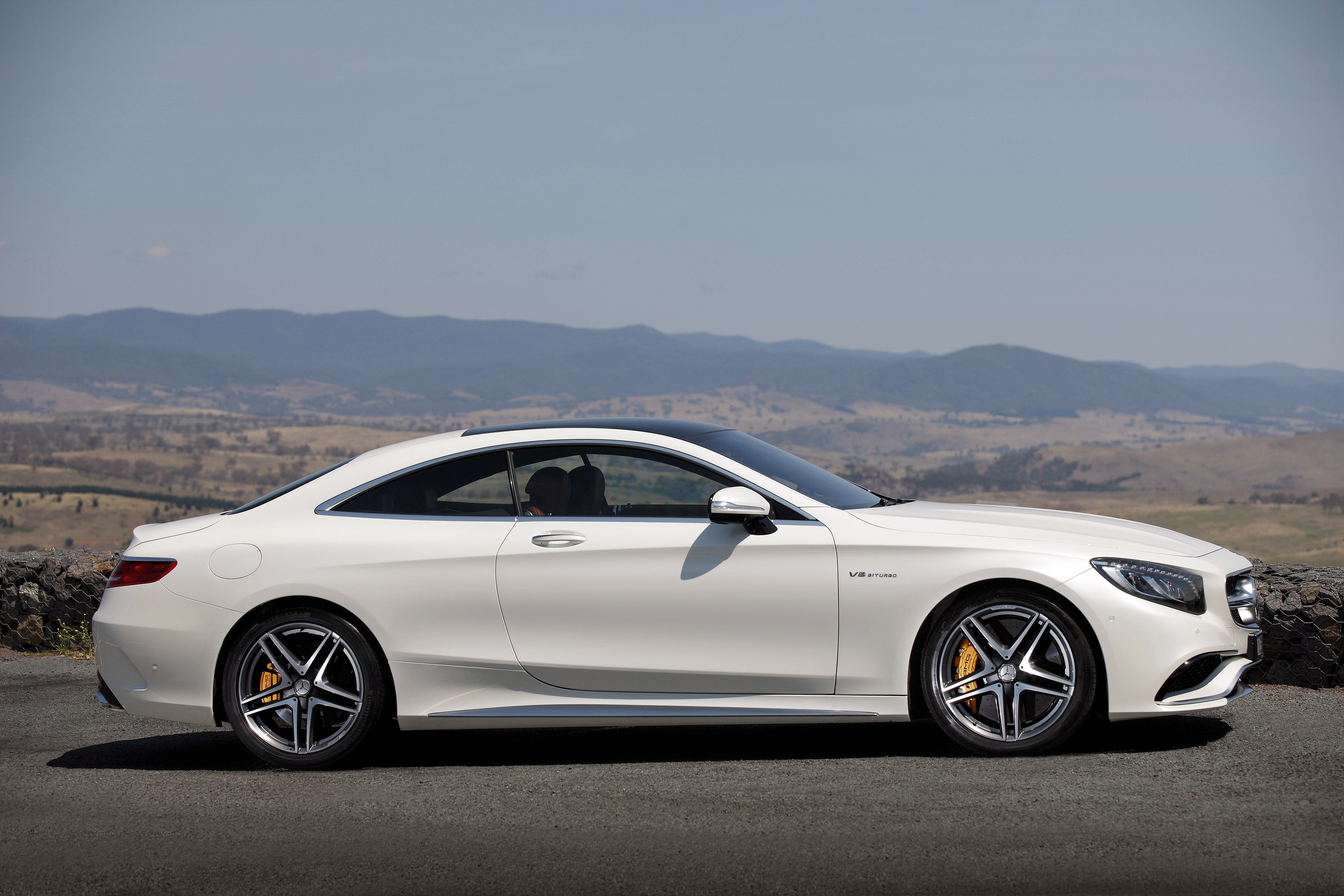 2015 mercedes benz s63 amg coupe au spec c217 wallpaper for 2015 mercedes benz s63