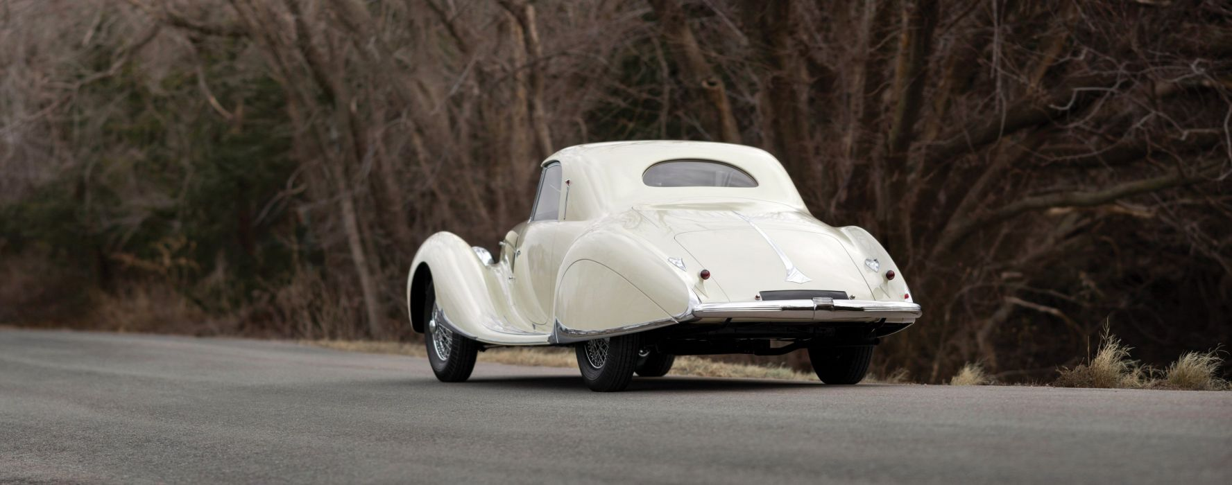 1938 Delahaye 135 M-S Coupe par Figoni Falaschi luxury retro wallpaper
