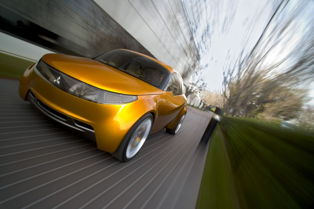 2006 Mitsubishi CT-MIEV Concept tuning wallpaper