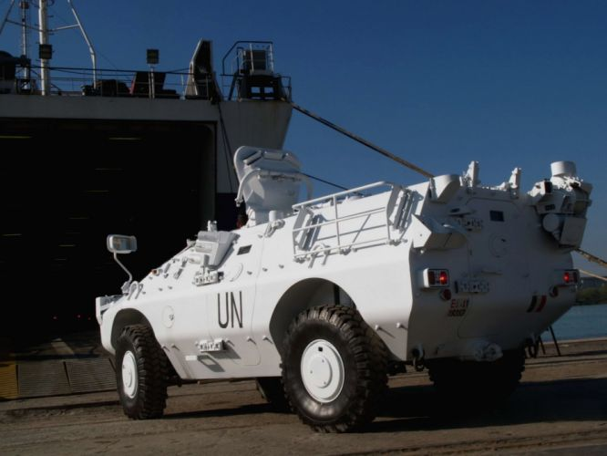 1998 Iveco OTO Melara Puma 4x4 armored apc military wallpaper