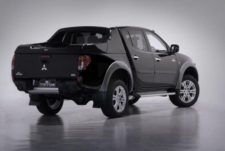 2008 Mitsubishi TMR Triton Concept pickup wallpaper