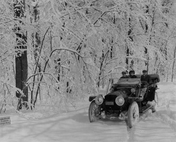 1912 Packard Model-30 Phaeton U-E luxury retro vintage wallpaper