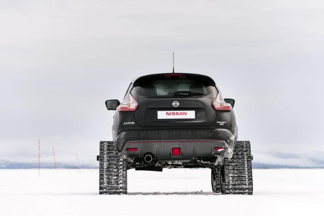 2015 Nissan Juke Nismo RSnow Concept YF15 winter snow offroad wallpaper