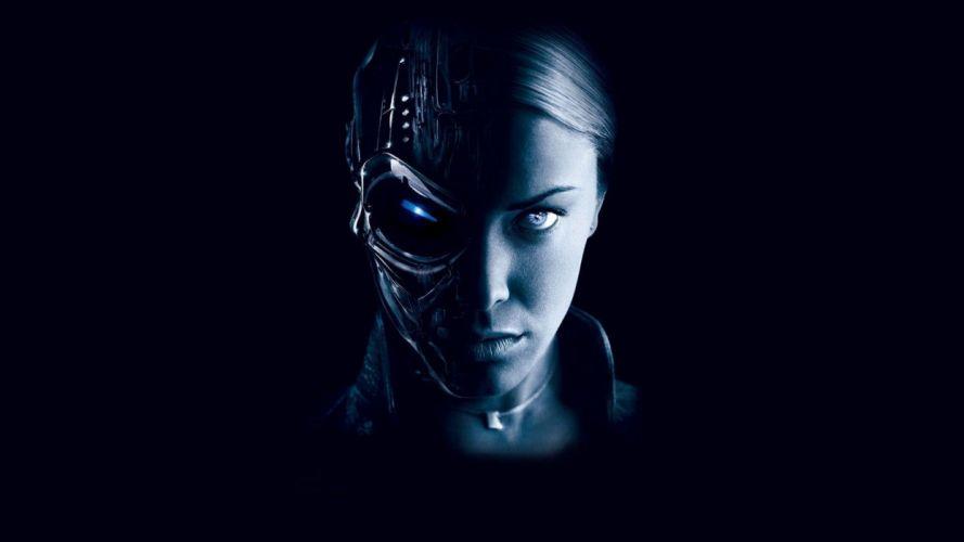 MOVIE - kristanna loken Terminator 3 Rise of the Machines wallpaper