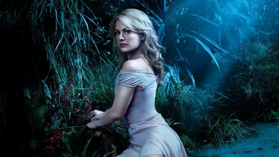 SENSUALITY - Anna Paquin girl blonde celebrity wallpaper