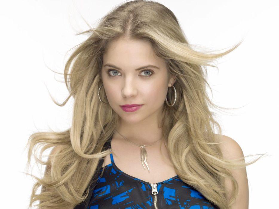 SENSUALITY - Ashley Benson actress girl blonde celebrity wallpaper
