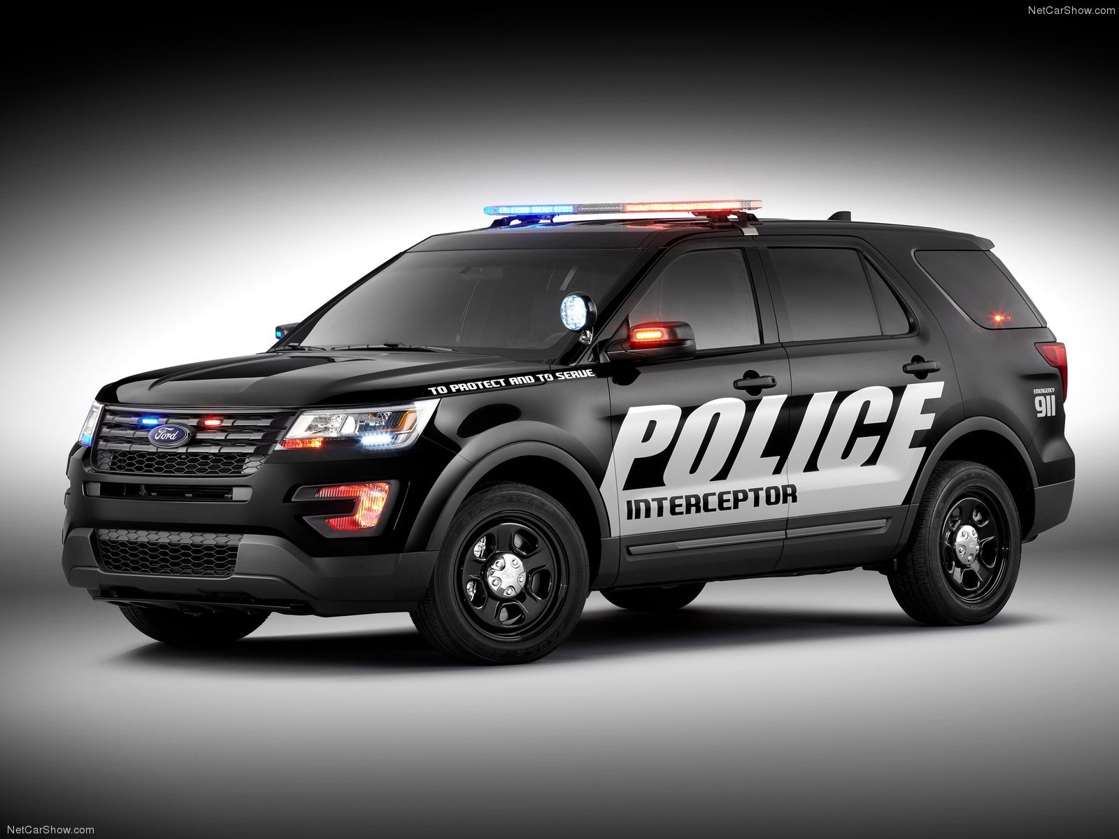 2016 Ford interceptor police utility vehicle suv wallpaper | 1600x1200 | 619464 | WallpaperUP