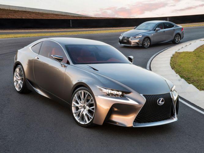2015 Lexus luxury wallpaper