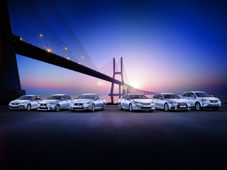 2015 Lexus luxury wallpaper