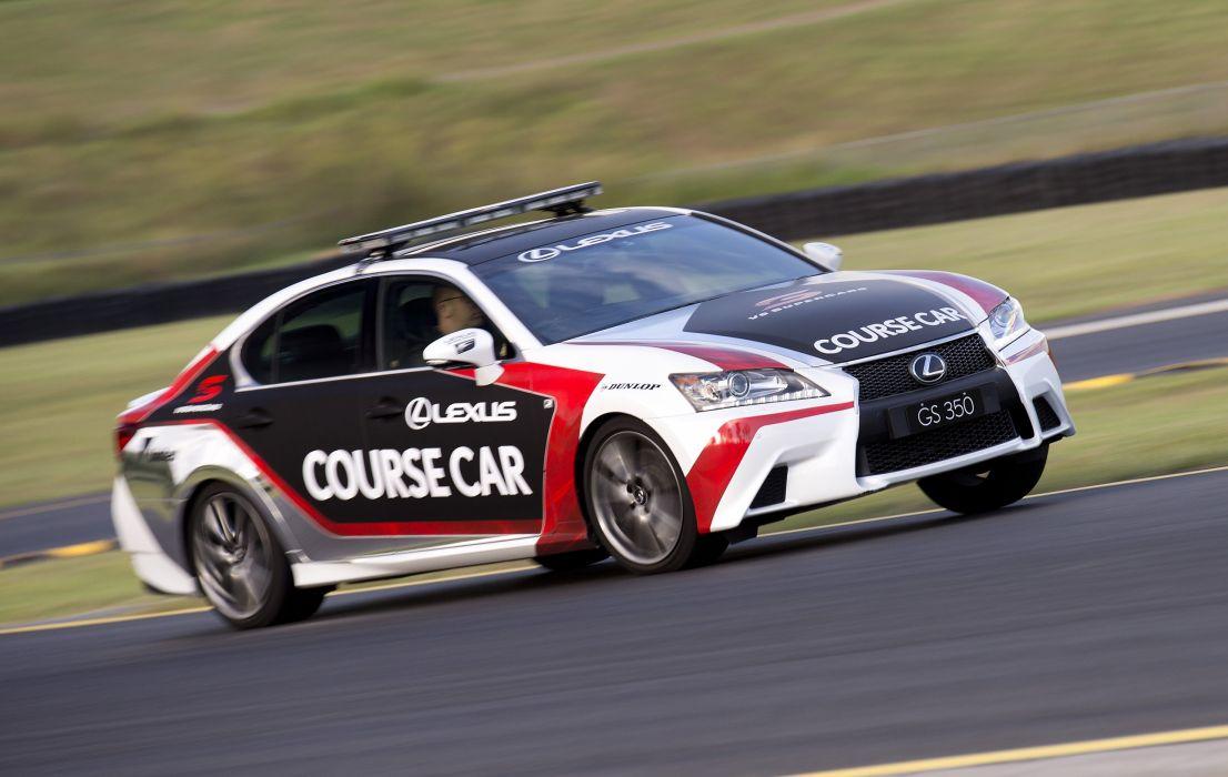 2015 Lexus GS350 F-Sport Course Car race racing supercars wallpaper