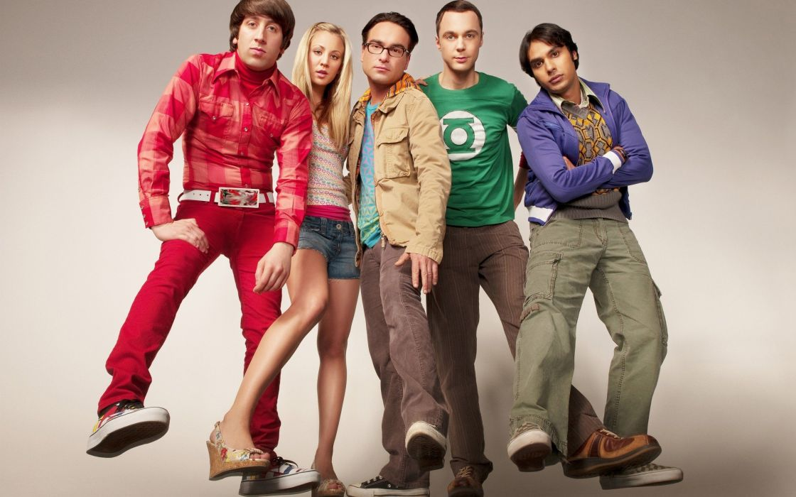 SENSUALITY - kaley cuoco The Big Bang Theory blonde troupe wallpaper