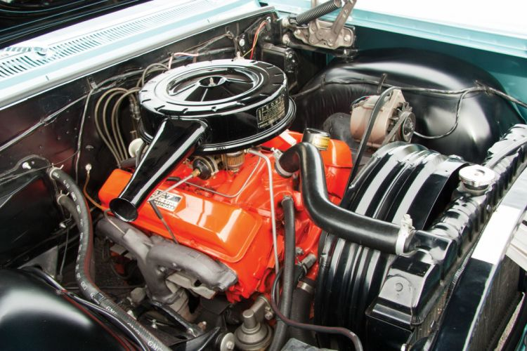 1963 Chevrolet Biscayne 2-door Sedan muscle classic wallpaper