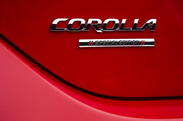 2015 Toyota Corolla S Special-Edition s-e wallpaper