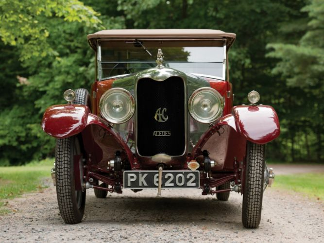 1929 A-C Acedes Magna Tourer luxury retro vintage wallpaper
