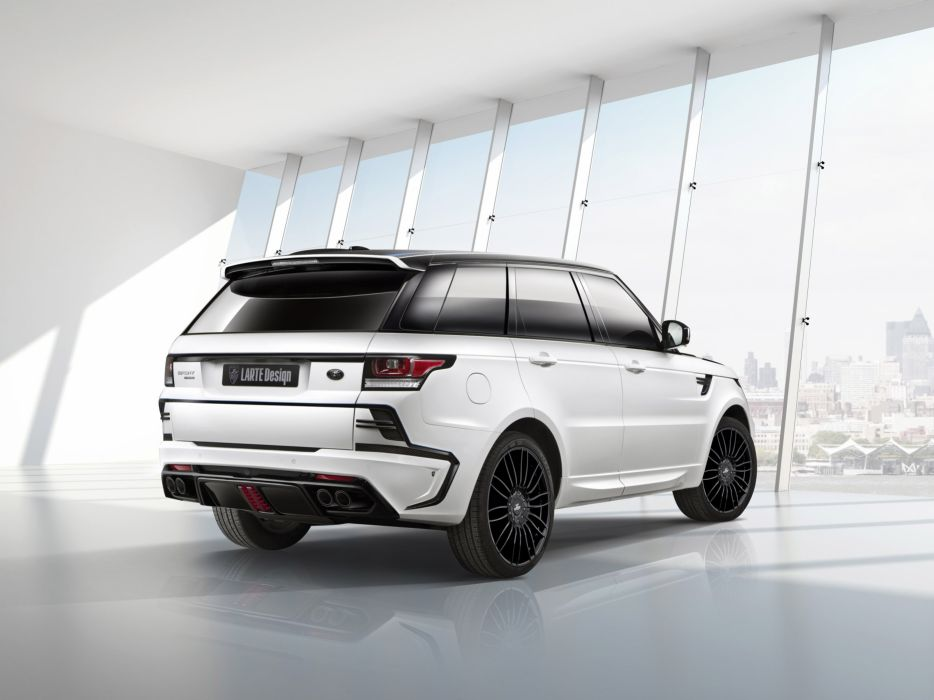2015 Larte-Design Range Rover Sport Winner land suv tuning awd 4x4 wallpaper