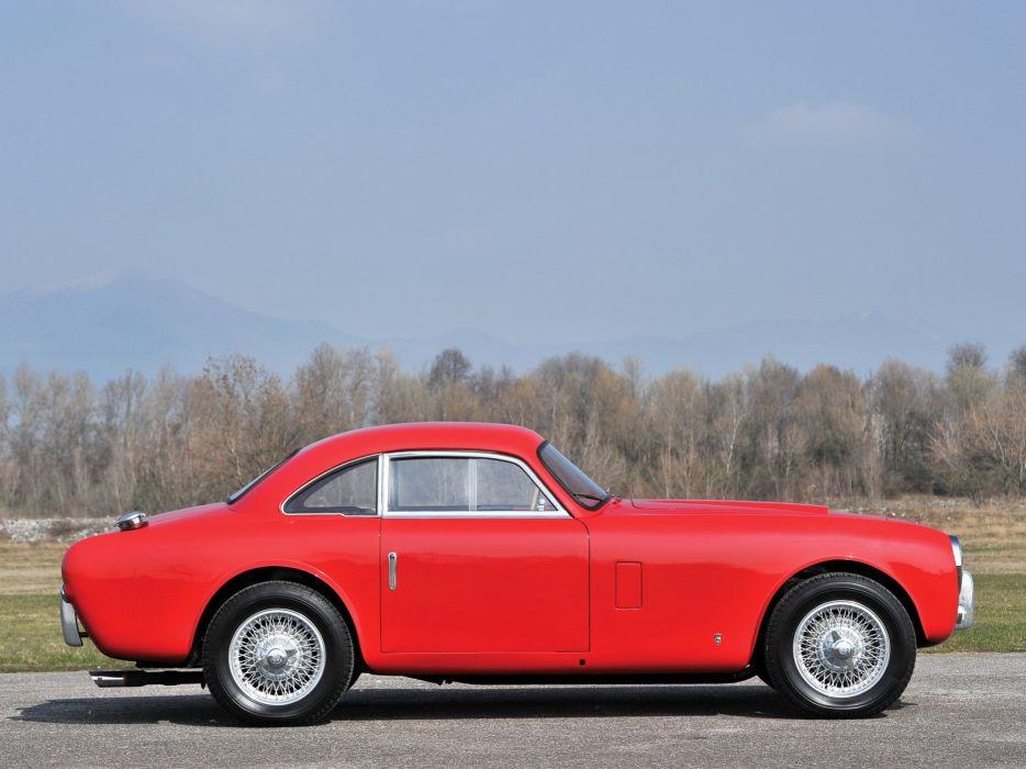 1952 Siata Daina 1400 Coupe Bertone retro wallpaper