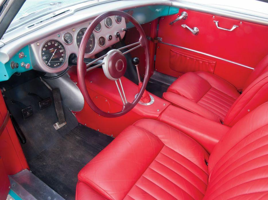 1952 Siata 1500 Coupe Speciale Gilco wallpaper