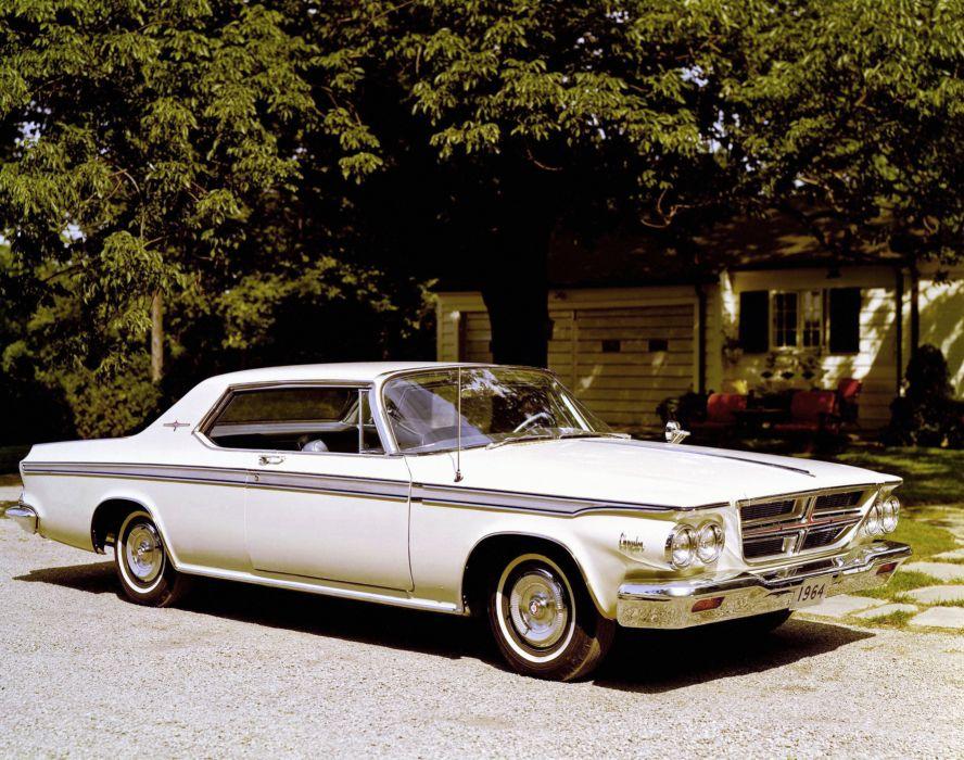 1964 Chrysler 300 2-door Hardtop luxury classic wallpaper