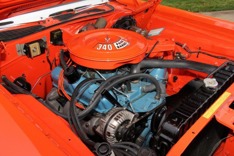 1972 Dodge Challenger Rallye JS23 muscle mopar classic wallpaper