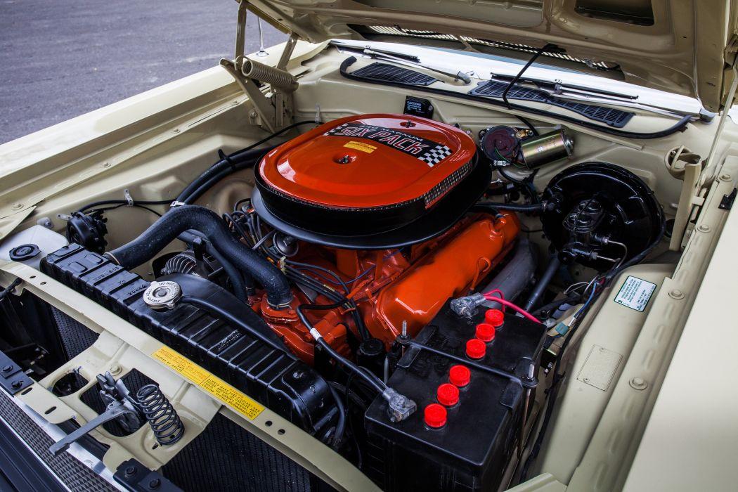 1970 Dodge Challenger R-T S-E 440 Six Pack Formal Hardtop JS29 mopar muscle classic wallpaper