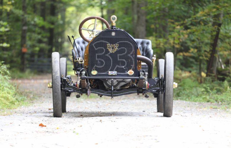 1911 EMF Model-30 Race racing retro vintage wallpaper