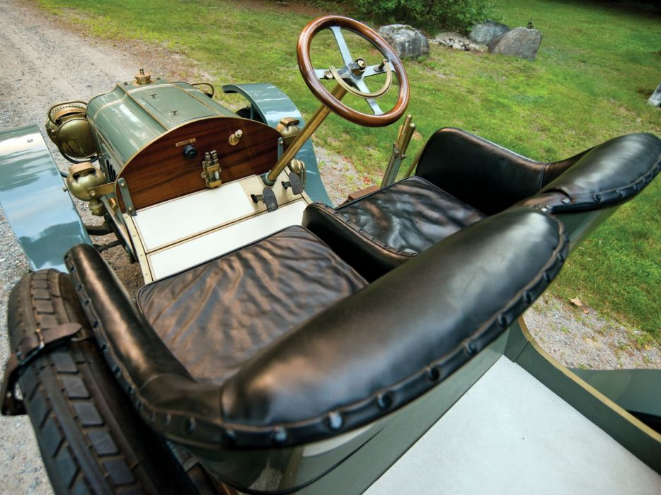 1911 Brasier Model-11 15HP Runabout retro vintage luxury wallpaper
