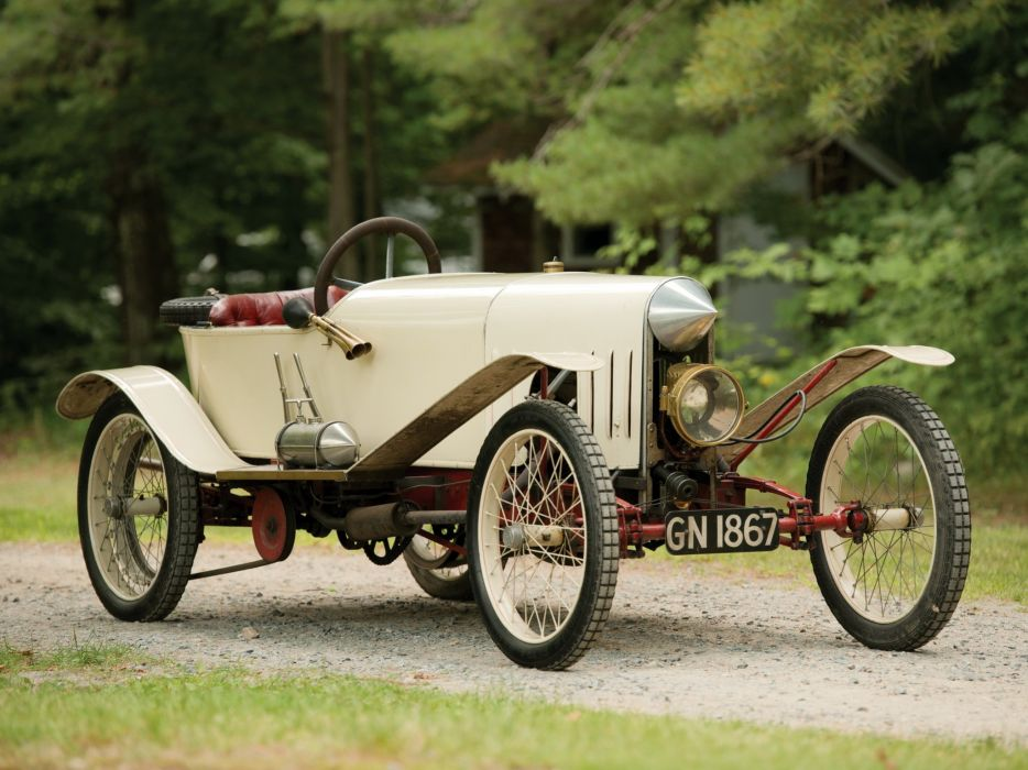 1913 G-N Cyclecar Grand Prix race racing vintage retro supercar wallpaper