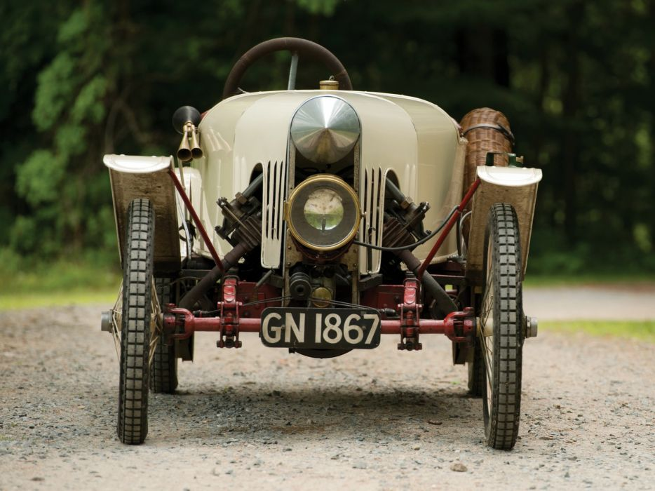 1913 G-N Cyclecar Grand Prix race racing vintage retro supercar wallpaper